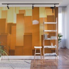 Shades of Orange #2 - Photography Art Wall Mural