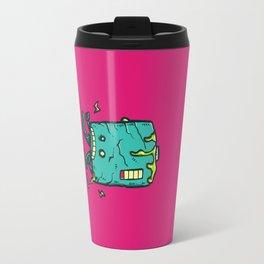 Night of the Living Dead Battery Bot Travel Mug