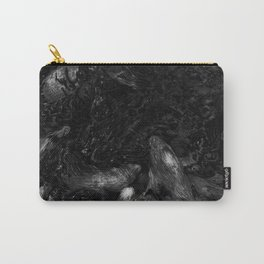 Koi Impression Carry-All Pouch