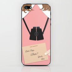 Moonrise Kingdom Wes Anderson Inspired Print - Suzy iPhone & iPod Skin
