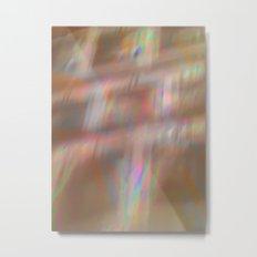 Holographic pattern Metal Print