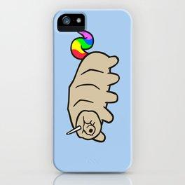 Tardicorn (Unicorn Tardigrade) iPhone Case