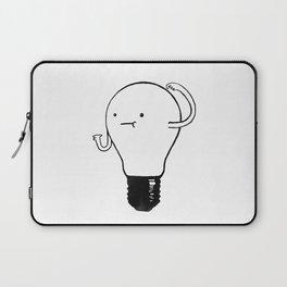 Lightbulb Laptop Sleeve