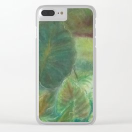 Wetland (Hong Kong) Clear iPhone Case