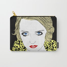 Bette Davis Carry-All Pouch