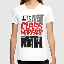 It's Math T-shirt