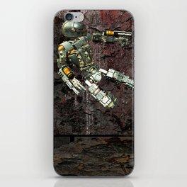 BATTLE BOTS iPhone Skin