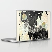dreams Laptop & iPad Skins featuring Into the Unknown... by LordofMasks