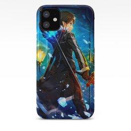KIRITO - SWORD ART ONLINE iPhone Case
