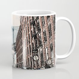 Dumbo New York City Coffee Mug