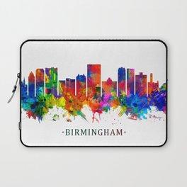 Birmingham Alabama Skyline Laptop Sleeve