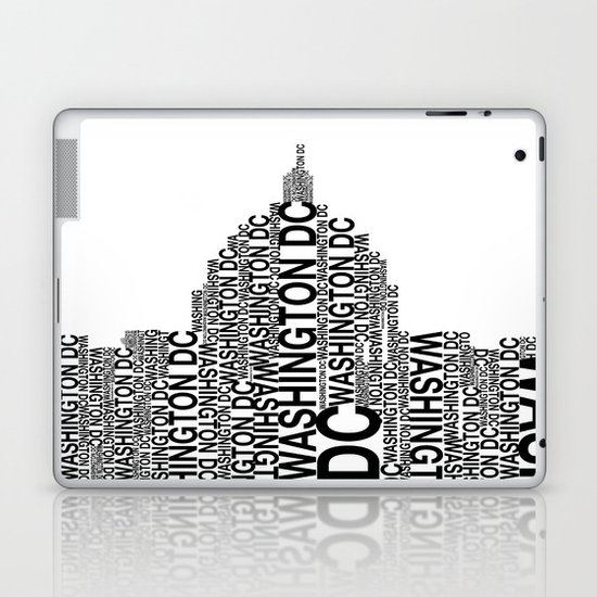 Washington Capitol  Laptop & iPad Skin