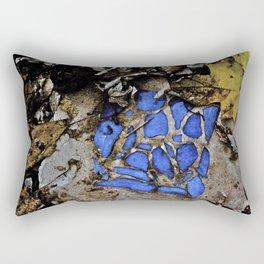Cobalt Rectangular Pillow