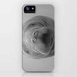Manatee B&W iPhone Case