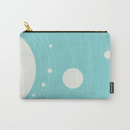 Orbit, blue Carry-All Pouch