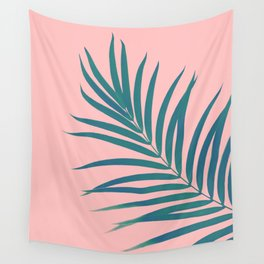 Tropical Palm Leaf #3 #botanical #decor #art #society6 Wall Tapestry