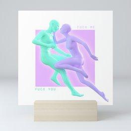 Body Aesthetic 1 Mini Art Print