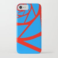 aperture iPhone & iPod Cases featuring Aperture Vector by Alli Vanes