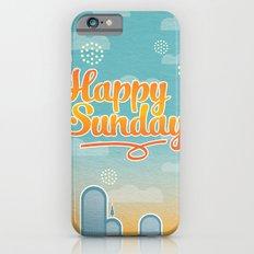 Happy Sunday iPhone 6s Slim Case