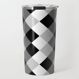 Chess Pattern | Strategy Tactic Board Game Travel Mug
