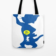 Tom & Jerry Tote Bag