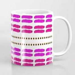 Stitch for stitch in pink Coffee Mug