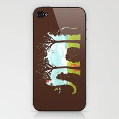 A Great Escape iPhone & iPod Skin