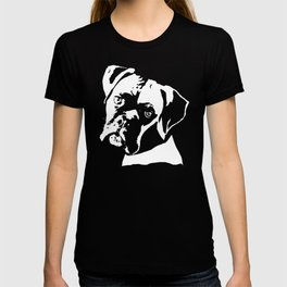 GIFTS FOR BOXER DOG LOVERS FROM MONOFACES IN 2021 T-shirt