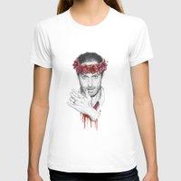 rick grimes T-shirts featuring Rick Grimes by Nikita Jobson