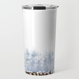 in the forest °2 Travel Mug