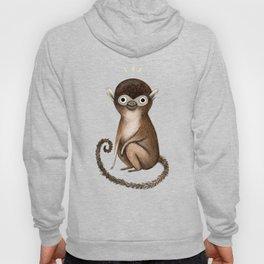 Squirrel Monkey Hoody