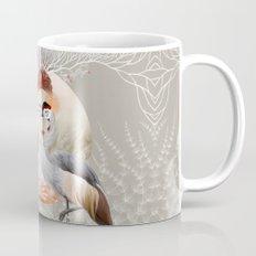 Bird Crane Mug