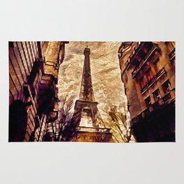 Paris mon amour Rug