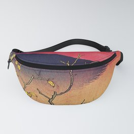 Hailing the Day's End at Towa Fanny Pack