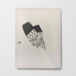 Hand Study No. 1 Metal Print