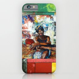 D J Squeegee Gangster Life iPhone Case