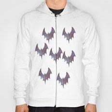 Space bats Hoody