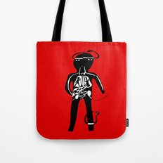 body Tote Bag