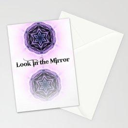 Merk Mirror Stationery Cards