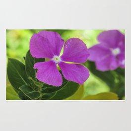 Teresita flower Rug