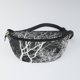 Branching Out In Light And Dark Fanny Pack