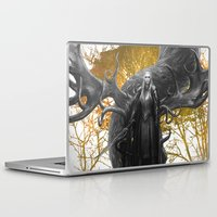legolas Laptop & iPad Skins featuring Ainulindalë by hart-coco