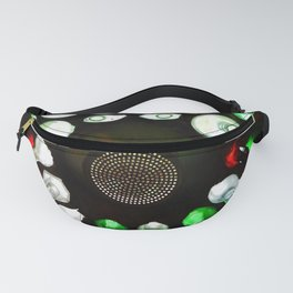 Bottle Wall and Vent Fanny Pack