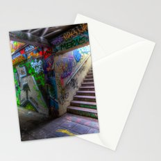Leake Street London Graffiti  Stationery Cards