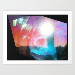 Prismz Art Print