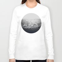 infinity Long Sleeve T-shirts featuring Infinity by Leah Flores
