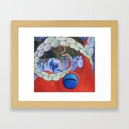 Nawk Framed Art Print