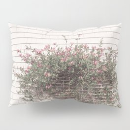 Blooming outside the Green Gables farm house Pillow Sham