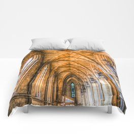 Southwark  Cathedral London Comforters