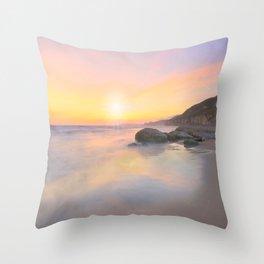 The morning Light Throw Pillow